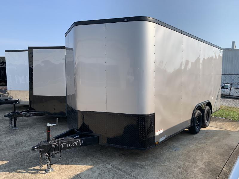 2021 26776 8.5 x 16'TA Enclosed Cargo Trailer