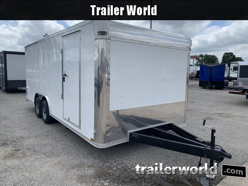 2020 Lark 8.5X20TA Cargo Trailer