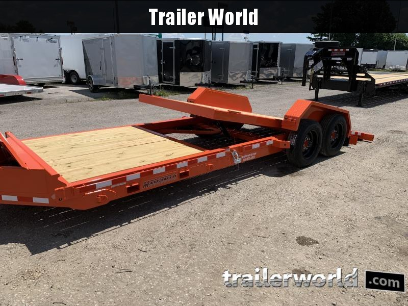 2020 Midsota TB-22' Split Deck Tilt Equipment Trailer