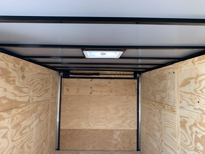 2022 28700 7 x 14'TA Enclosed Cargo Trailer