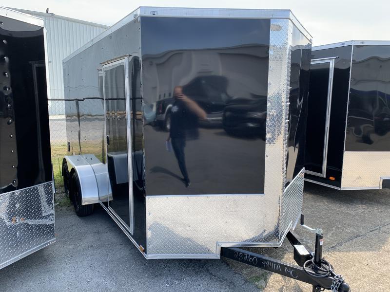 2021 28260 7 x 14'TA Enclosed Cargo Trailer