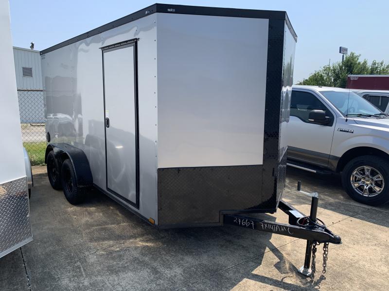 2021 27667 7 x 14'TA Enclosed Cargo Trailer