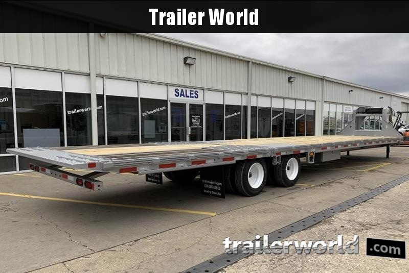 2020 Diamond C FMAX212 40' Hydraulic Dovetail HOT SHOT Trailer