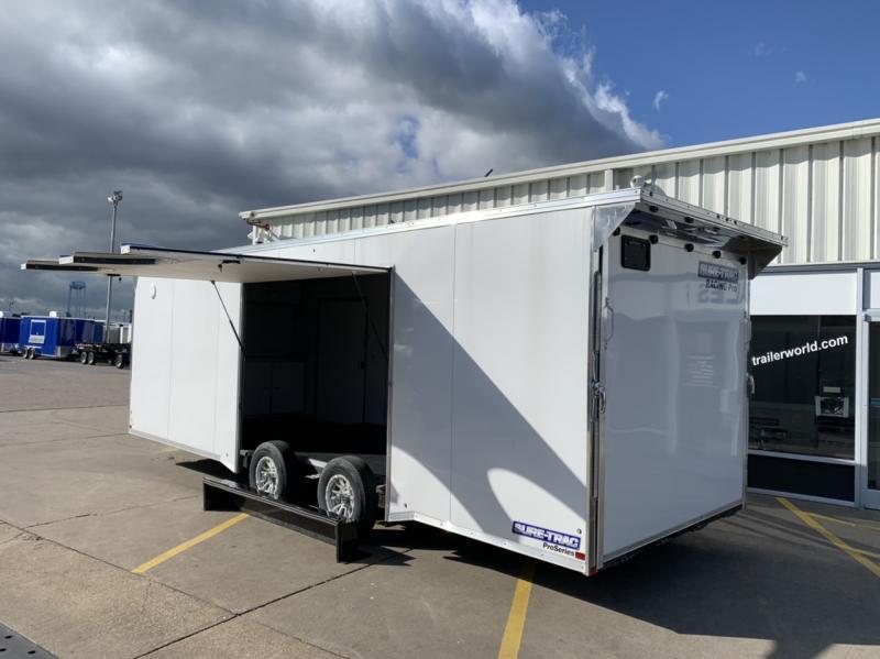 2021 Sure-Trac Racing Pro 24' Enclosed Show Car Hauler