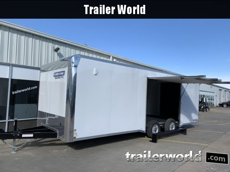 2021 Sure-Trac Racing Pro 24' Enclosed Show Car Hauler