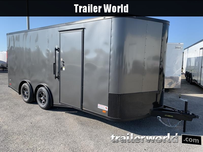 2020 Covered Wagon Trailers CW8.5X18TA3 Enclosed Cargo Trailer