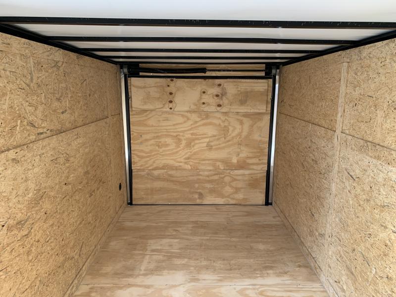 2022 28251 7 x 14'TA Enclosed Cargo Trailer