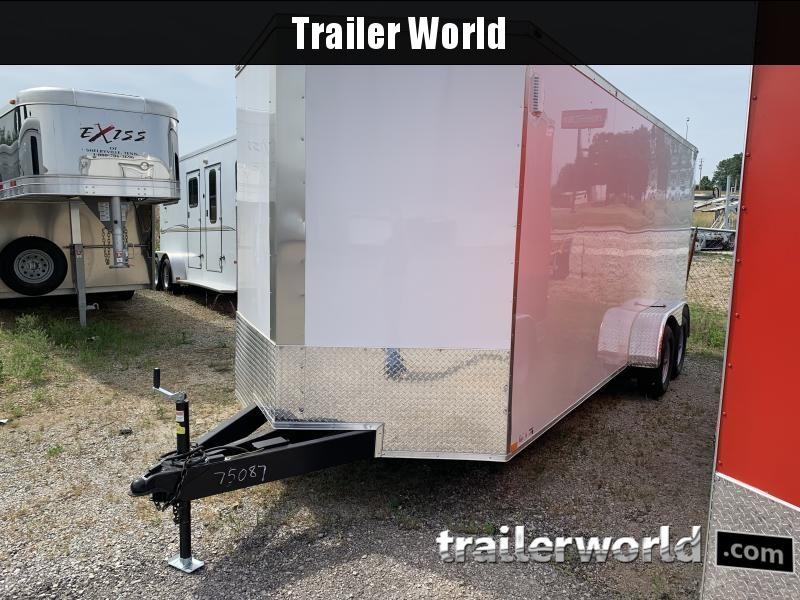 2021 75087 7X20TA Enclosed Cargo Trailer