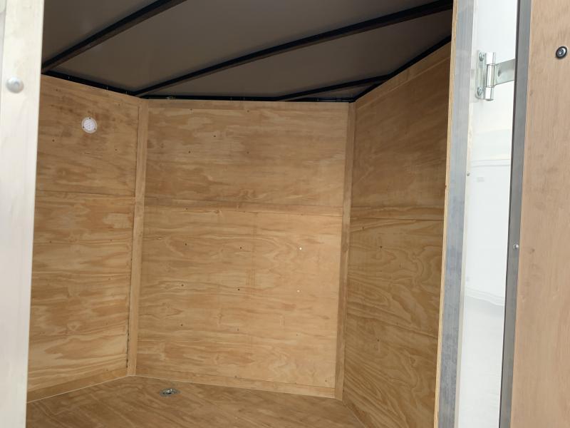 2021 Lark 8 5 x 20 Enclosed Cargo Ramp Door