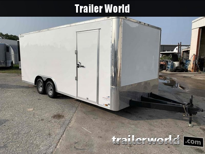 2020 Anvil 8.5X20X7 Enclosed Car / Racing Trailer
