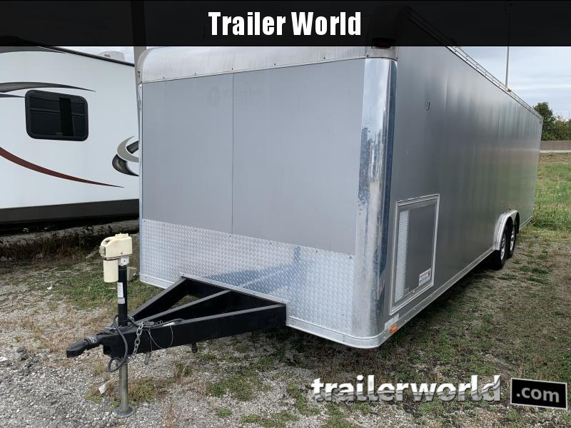 2014 Vintage Trailers 28' Car Hauler Car / Racing Trailer