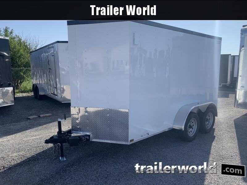 2022 76241 6X12TA Enclosed Cargo Trailer