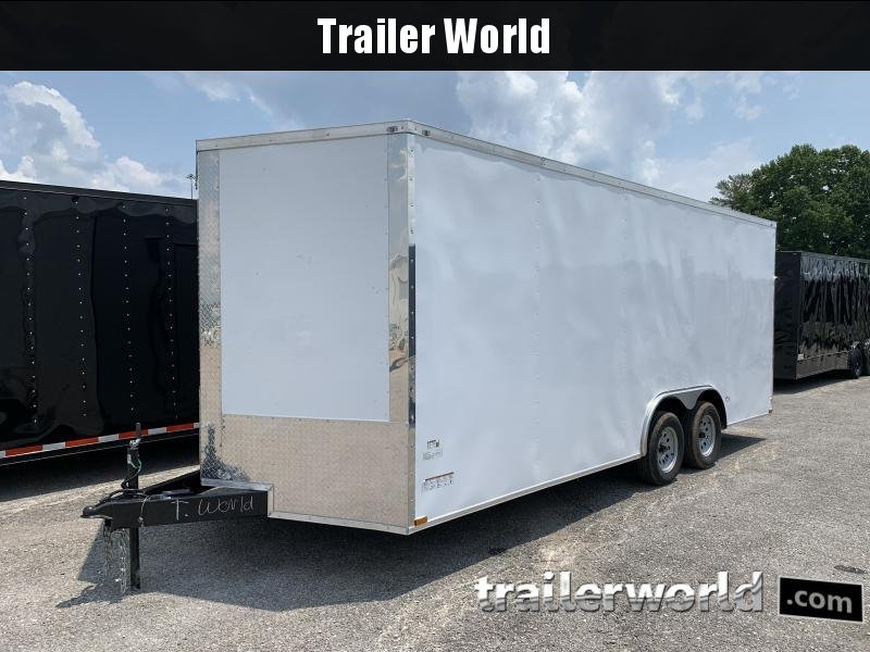 2021 27388 8.5 x 20'TA Car / Racing Trailer