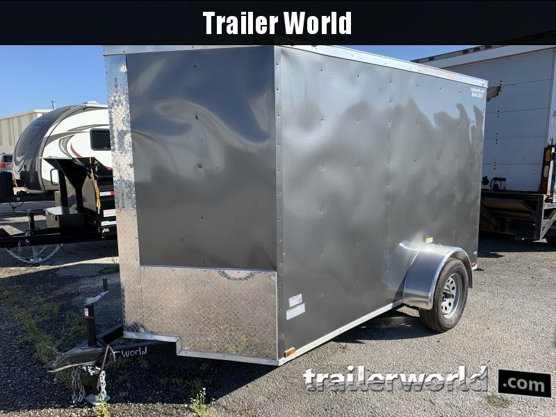 2021 26331 6 x 10'SA Enclosed Cargo Trailer