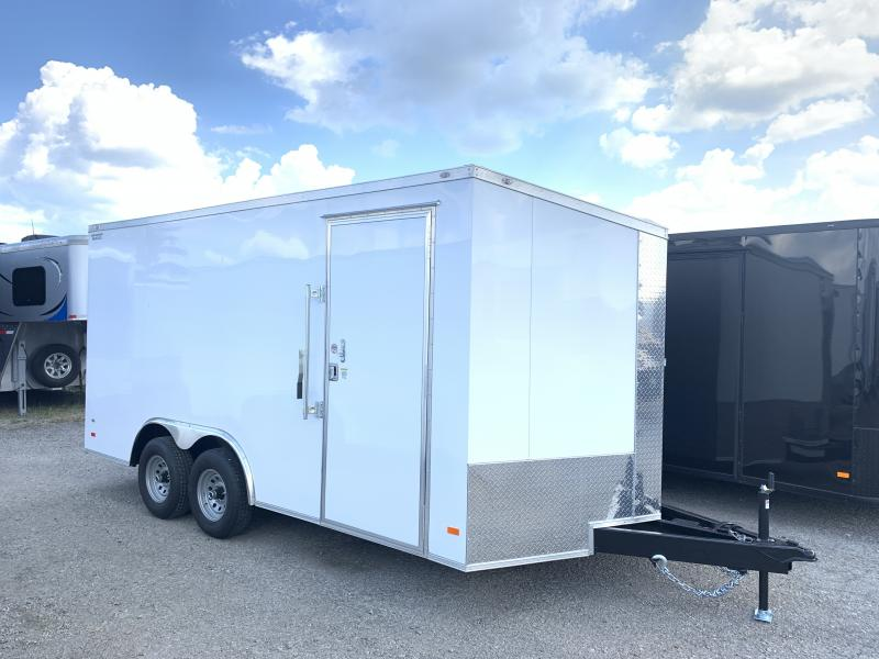 2020 CW 8.5' x 16' x 7' Enclosed Cargo Trailer 10k GVWR
