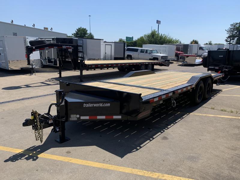 2021 Midsota TBWB-22 8 Ton Equipment Trailer
