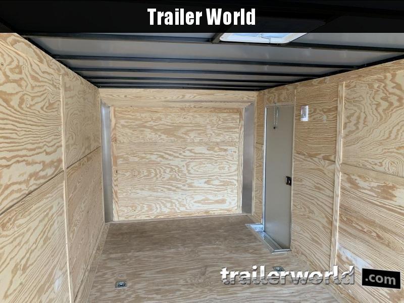 2020 Anvil 24 Enclosed Car / Racing Trailer