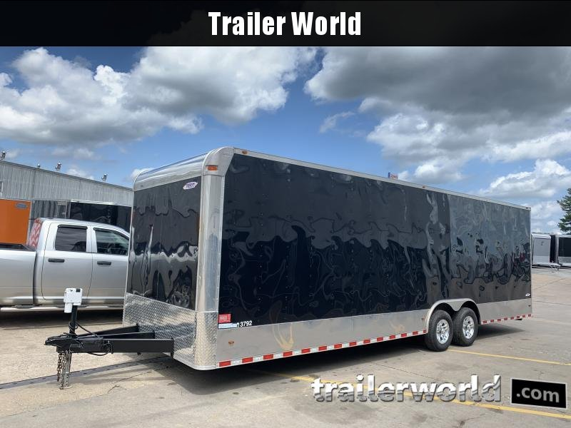 2018 Freedom 28' Enclosed Car Trailer