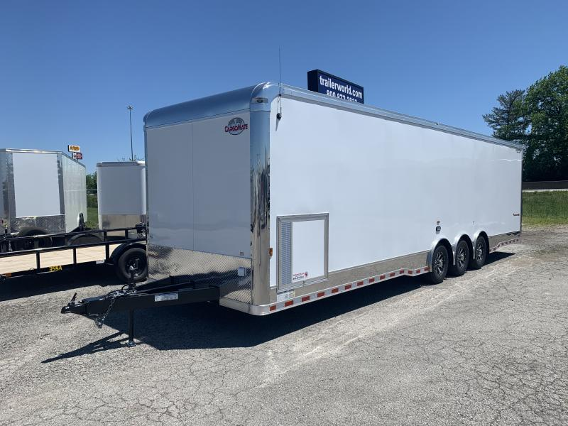 2022 Cargo Mate 8.5' x 32' Car / Racing Trailer