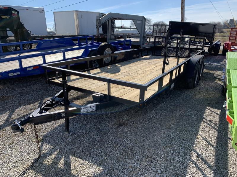 2014 P and T Trailers 77