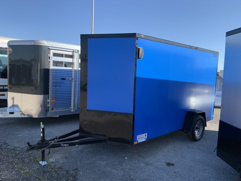 2021 74910 6' X 12' X 6.5' Enclosed Cargo Trailer