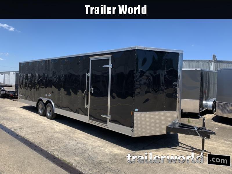 2021 Cargo Mate 28' Vnose Enclosed Car / Race Trailer