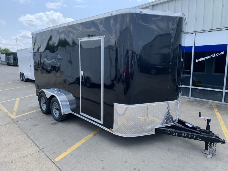 2021 26757 7 x 14'TA Enclosed Cargo Trailer