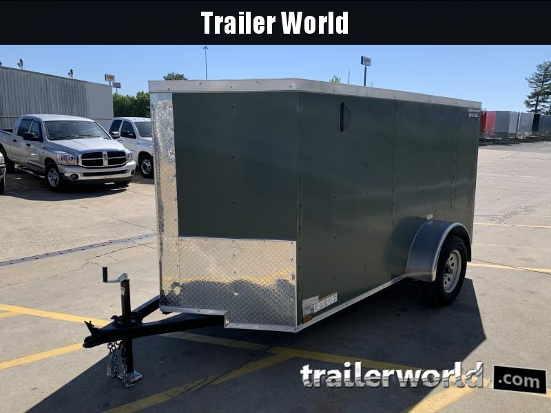 2021 25680 5' X 10'SA Cargo / Enclosed Trailer