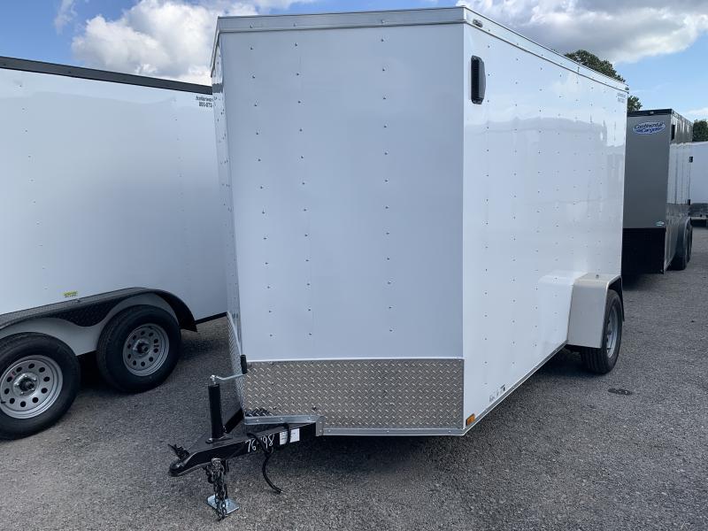 2022 76498 6 x 12'SA Enclosed Cargo Trailer