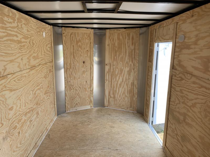 2021 26754 7 x 14'TA Enclosed Cargo Trailer