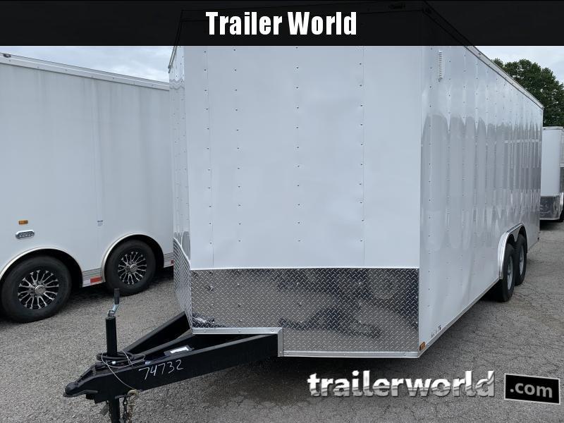 2022 (74732) 8.5 X 20'TA Car / Racing Trailer
