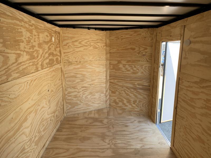 2022 29698 7 x 14'TA Enclosed Cargo Trailer