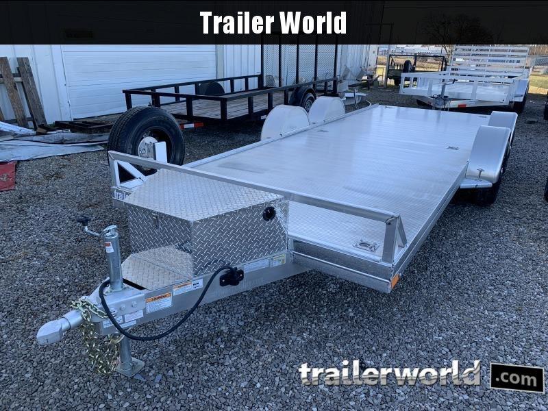 2021 Sundowner 4000AP - 20' Aluminum Open Car Hauler Trailer