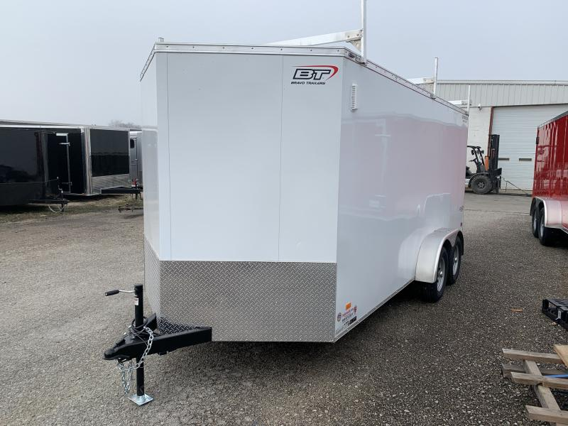 2021 Bravo Trailers SC716TA2 Enclosed Cargo Trailer