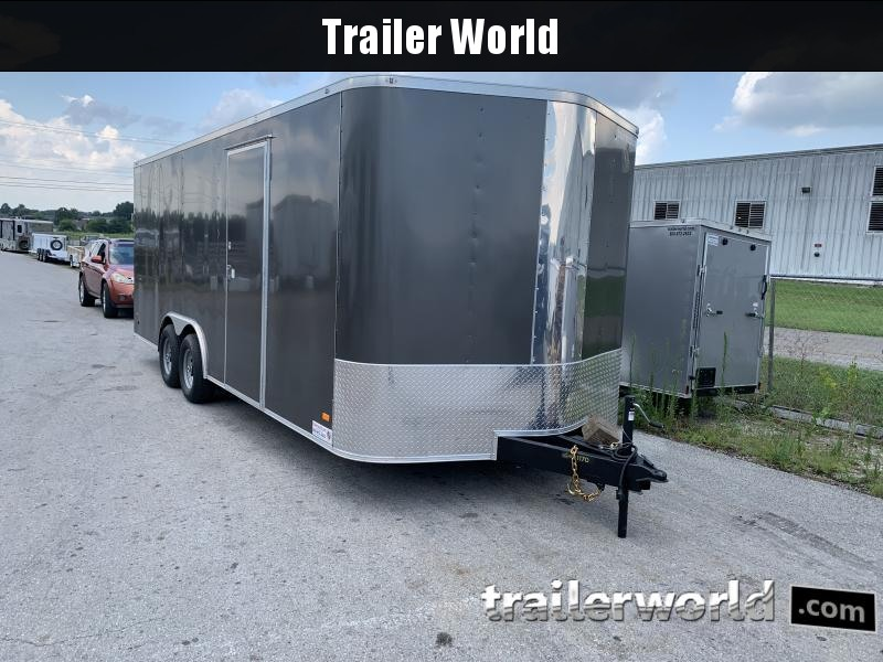 2021 Covered Wagon Trailers 8.5x20TA Car / Racing Trailer