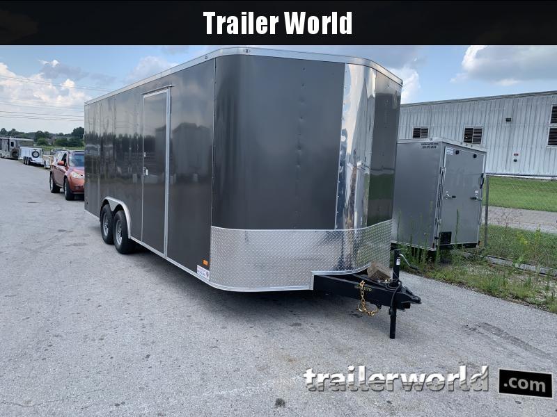 2021 Covered Wagon Trailers 8.5x20TA Car / Racing Trailer