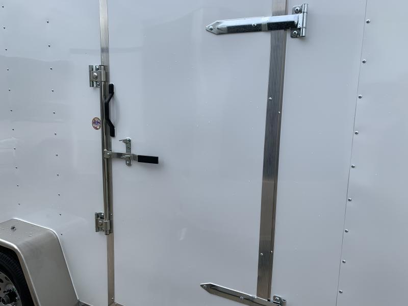 2022 76486 6 x 12SA Enclosed Cargo Trailer