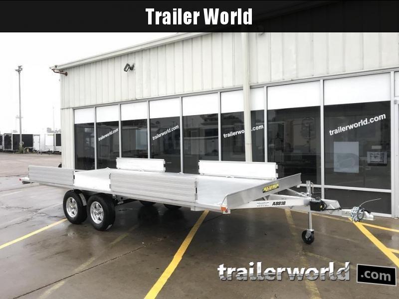 2022 Aluma A8818 ATV Utility Trailer