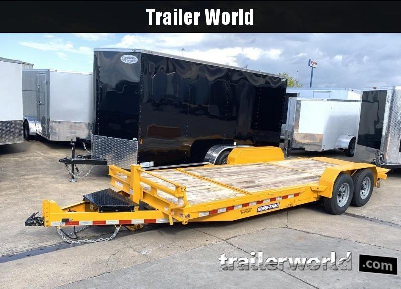2020 Sure-Trac 7 X 16 + 4 Tilt Bed Equipment  14K