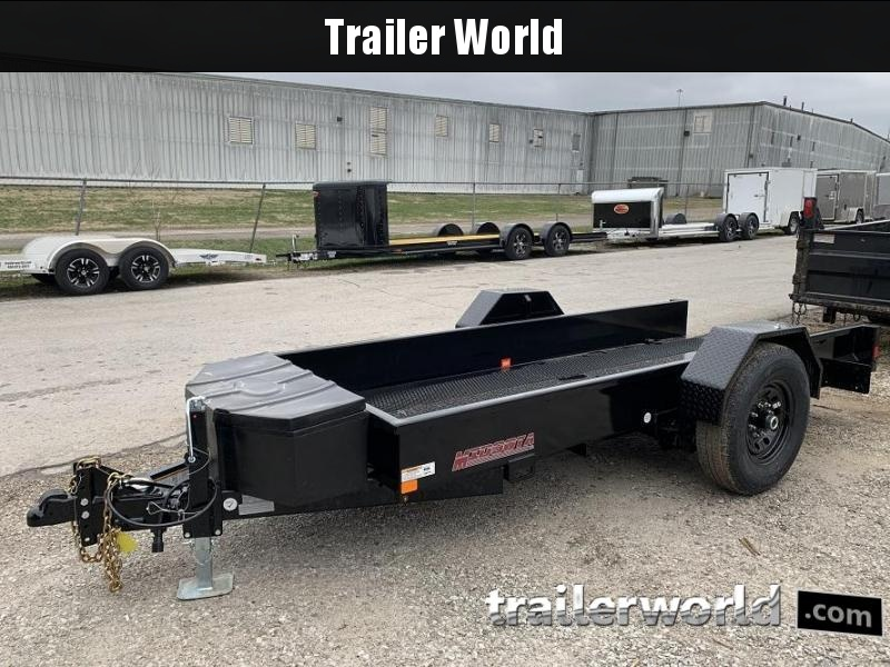 2020 Midsota SL-12RA 12' Scissor Lift Trailer
