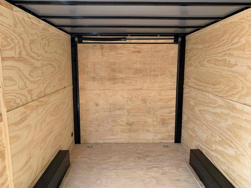 2021 Lark 8x16TA Enclosed Cargo Trailer
