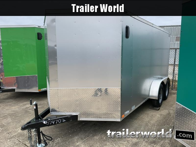 2021 Lark 7X14TA Enclosed Cargo Trailer
