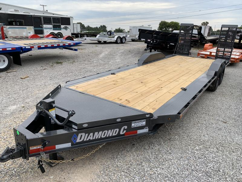 2021 Diamond C Trailers LPX208L20X80 Equipment Trailer