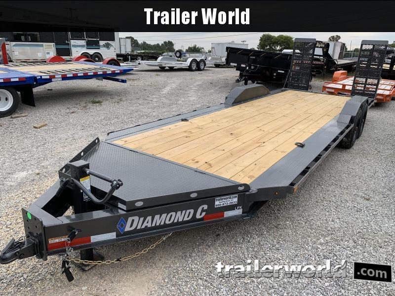 2021 Diamond C Trailers LPX208L20X80 Equipment Trailer