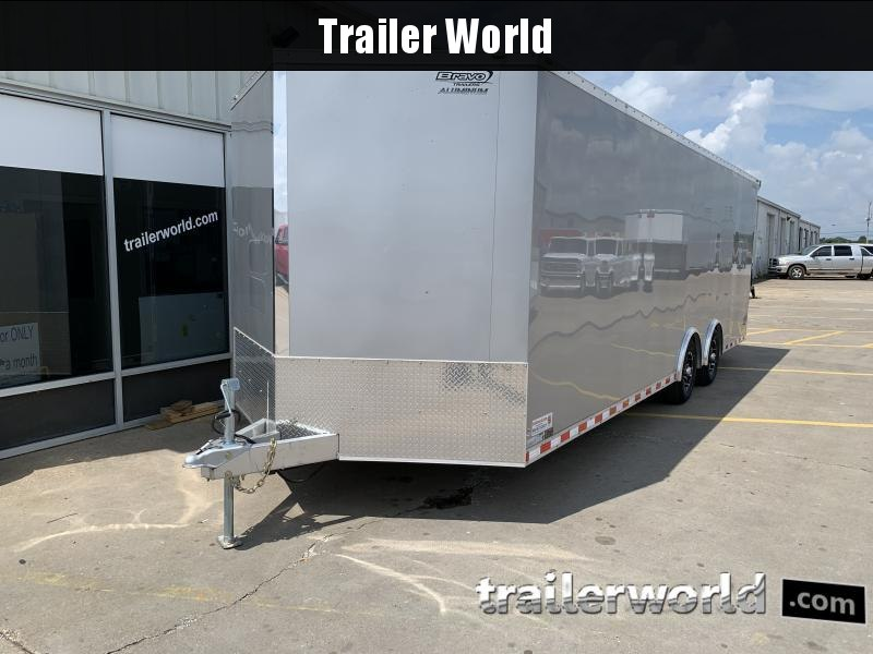 2019 Bravo Trailers STAR 8524TA3 Car / Racing Trailer