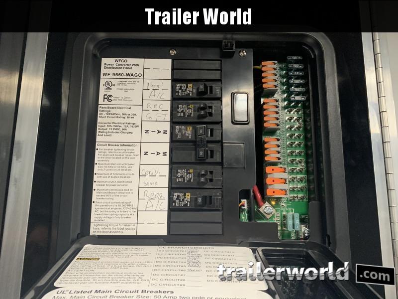 2022 Cargo Mate 32' Eliminator Race Trailer
