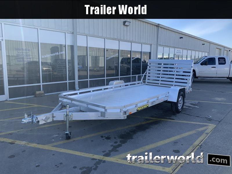 2022 Aluma 7814S-TG-TR Utility Trailer