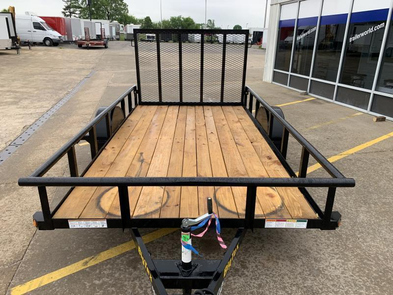 2021 Big Tex Trailers 35SA 12' Utility Trailer