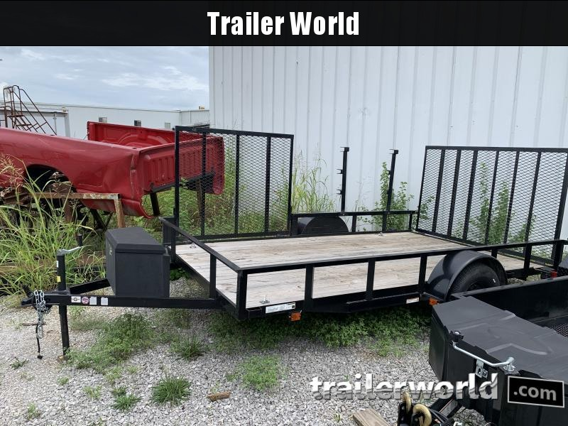 2020 Carry-On 12' Utility Trailer