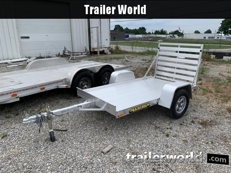 2018 Aluma 548S-TG Utility Trailer